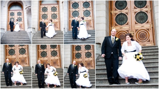 Salt Lake Temple, Utah Wedding, Salt Lake City, Modest, Salt Lake wedding photographer, Temple Square, weddings, cute couples