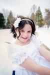 Baptism Portraits, Salt Lake Photographer, Murray City Park, Utah Locations, How to Take Good Photos, Winter Portraits, Kids in Winter
